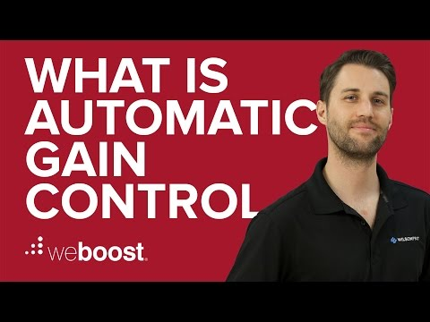 What is Automatic Gain Control (AGC) and why should you care? | weBoost