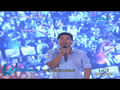 Wowowin: Staff of 'Wowowin' bids Abu Dhabi farewell