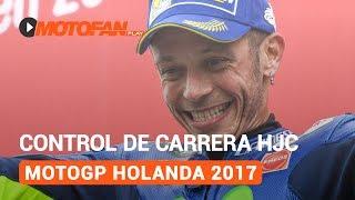 Control de Carrera HJC - MotoGP Holanda 2017