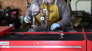 Jancy Slugger JM101 Magnetic Base Drill Rebuild Part 1.mp3