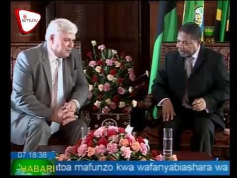 Uhusiano Baina Ya Zanzibar Na Urusi