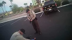 Maricopa County Sheriff's Office body camera footage Fountain Hills shooting