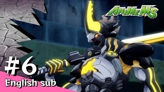 """[Episode 6] The Glinting Blade """"Monster Strike the Animation Official"""""""