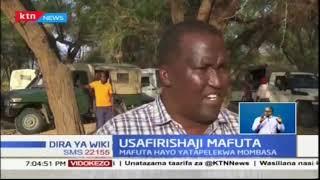 Usafirishaji wa mafuta kutoka Turkana yarejea