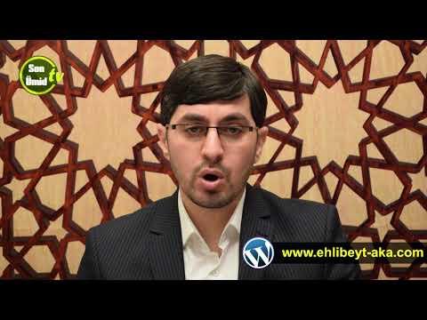 Haci İlkin Quran elmi dərsi 14-cü