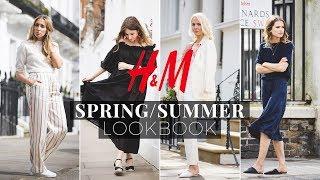 H&M Spring/Summer Lookbook 2018