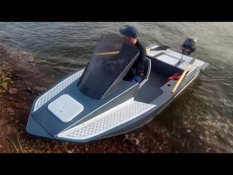 Лодка из полипропилена Robinzon 370 SPORT