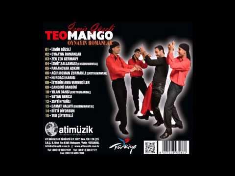 Teomango - Yılan Dansı Enstrümantal