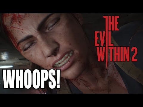 INEPTLY SHOOTING ALLIES! Evil Within 2 Rage! (#20)