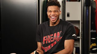 All-Access: 2020 NBA All-Star Draft With Giannis Antetokounmpo | Team Giannis vs. Team LeBron