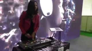 DJ Eva - Mega Bazaar 2015