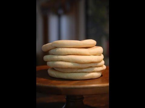 廚房裡的人類學家:口袋餅