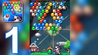 Bubble Bird Rescue - Gameplay Walkthrough Part 1 Levels 1-13 (iOS,Android) screenshot 1