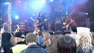 Entombed - Drowned live 2011
