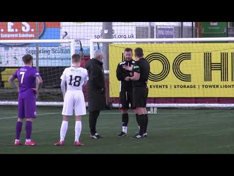 Stirling Stenhousemuir Goals And Highlights