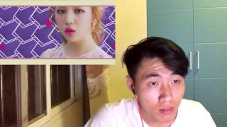 Chinese reaction:Baek A Yeon -  Sweet lies Feat  The Barberettes MV