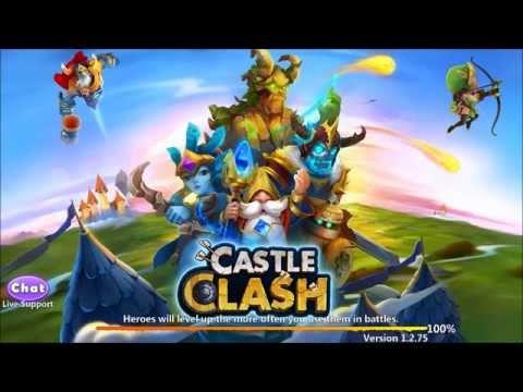 Castle Clash - Patch 1.2.75...Castle Clash-Age Of Legends? 092815