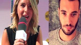 """Émilie Fiorelli animatrice dans #SS10 sans son frère jumeau Loïc : """"On n'a pas les"""