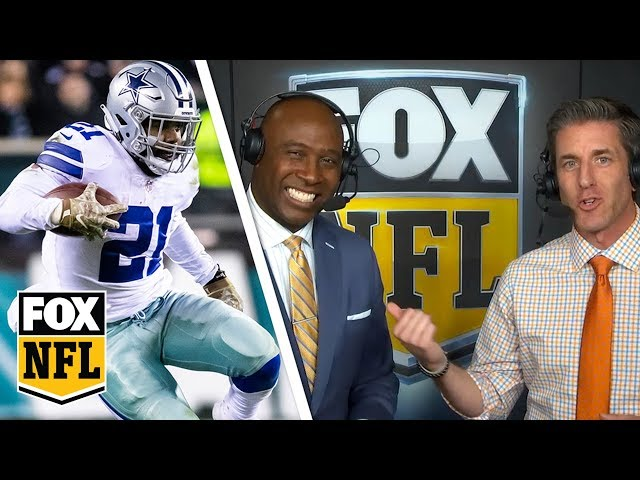 Charles Davis, Kevin Burkhardt: Is Zeke enough to get Dallas to the playoffs? | FOX NFL