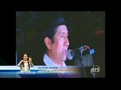 En la provincia de Zamora Chinchipe inician la fiesta del Pachamama