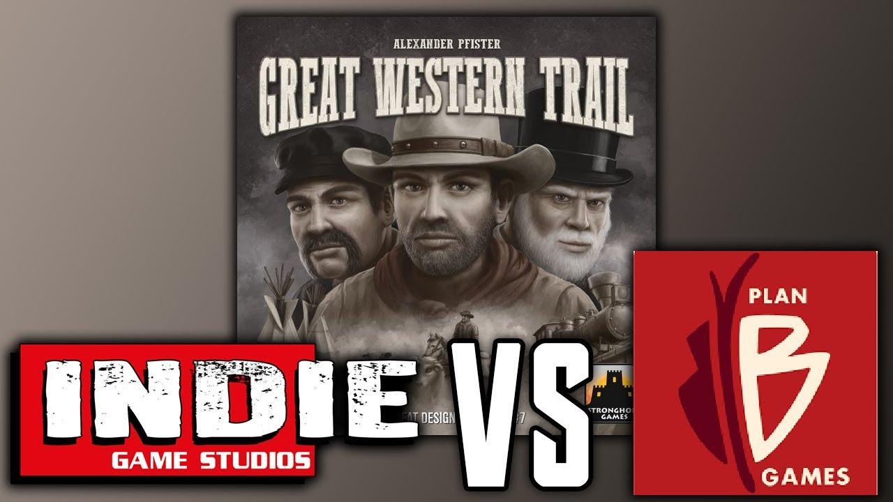 Great Western Trial | Indie Game Studios Sues Plan B Games