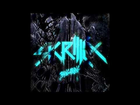 SKRILLEX- (Bangarang Feat. Sirah) Audio!