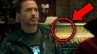 Infinity War - BANNER WARNS STARK & STRANGE Scene Breakdown!