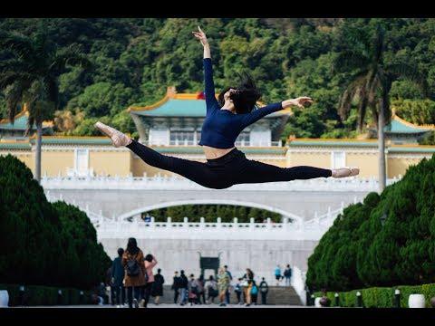Sony a6000 Ballet Dance Photo Shoot Taipei ft Luna