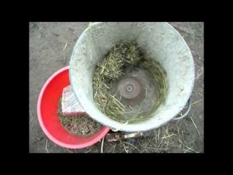 Траворезка из стиральной машины своими руками видео