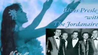 BLUE HAWAII Elvis Presley The Jordanaires Remasterd Video