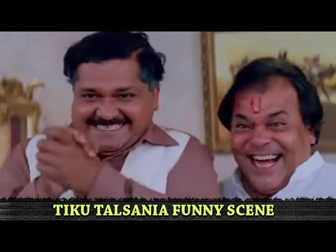 Tiku Talsania funny scene from Suhaag | Hindi drama Movie