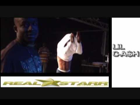 Lil Cash Performing @ Club LaVela SpringBreak 2010 (Panama City, FL)