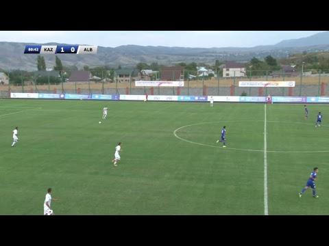 KAZAKHSTAN PRESIDENT CUP. KAZAKHSTAN U17 - ALBANIA U17