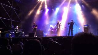 Fly on a windshield/Sleepers - Steve Hackett Mantova Piazza Castello