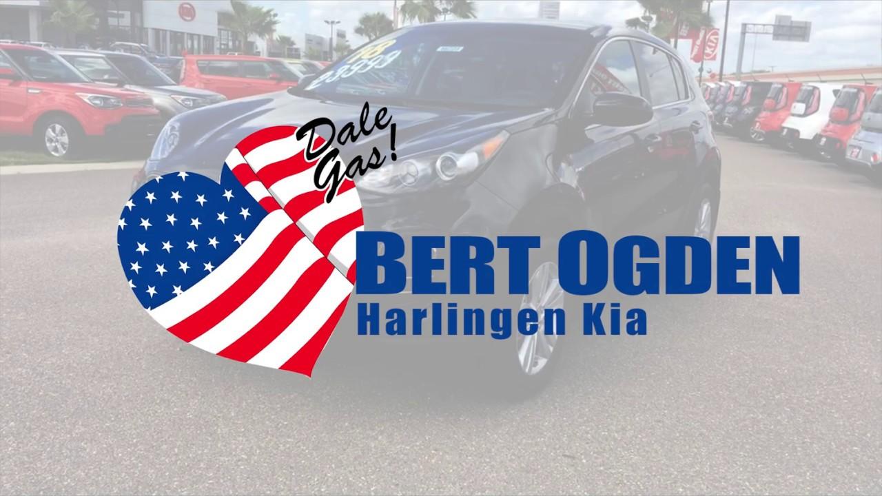 Bert Ogden Harlingen >> 2018 Kia Sportage Harlingen Tx