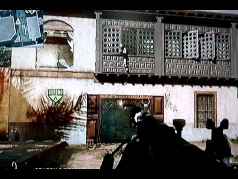 Black Ops Villa Glitch- NOT PATCHED, GREAT FOR SEARCH/DEMOLITION OVER BOMB B