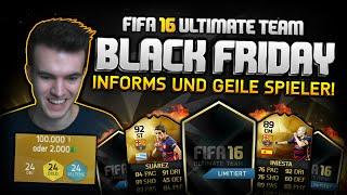 fifa 16 black friday packs 100k 50k 35k packluck informs und geile spieler