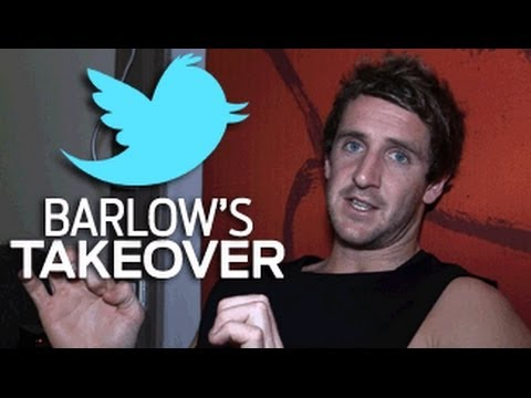 Barlow's Twitter takeover