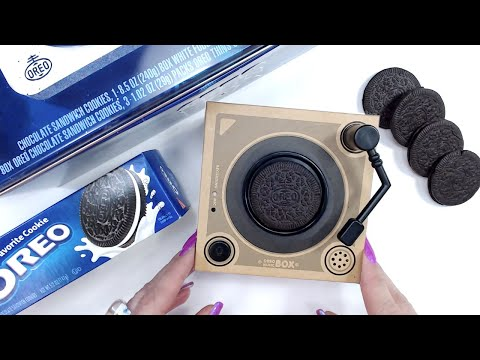 Oreo Music Box Unboxing + Demonstration Mp3