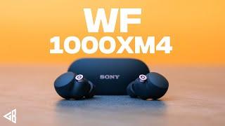 Sony WF-1000XM4 Review: The BEST True Wireless ANC Earbuds PERIOD!