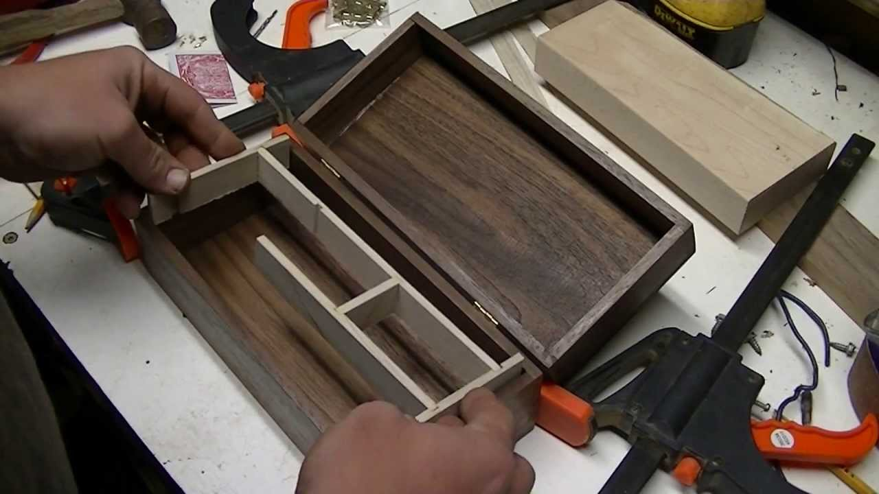 finishing the beard grooming boxes part 1 of 2 youtube. Black Bedroom Furniture Sets. Home Design Ideas