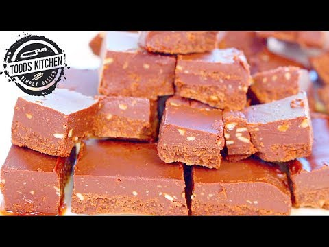 Chocolate Coconut Almond Fudge recipe - Paleo Gluten Free Dairy Free Vegan