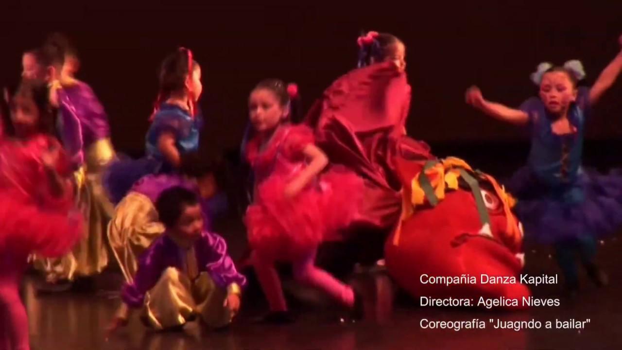 """""""El baile del lobo"""" Compañia Danza Kapital (Bta - Col)"""
