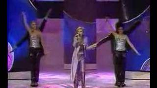 Nicki French - Dont Play That Song Again (Live @ eurovision)
