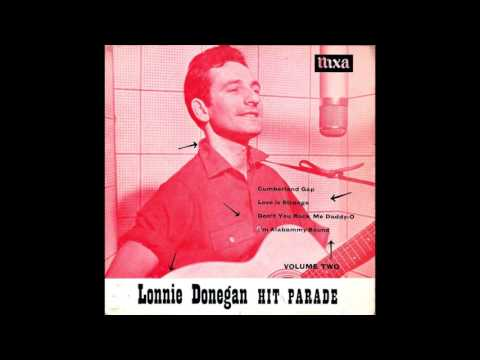 Lonnie Donegan And His Skiffle Group - Love Is Strange (Jody Williams, Bo Diddley)