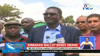 Video 16 presidential ballot boxes broken and seals removed download MP3, 3GP, MP4, WEBM, AVI, FLV Agustus 2017