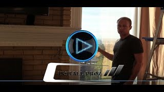 How To Install Ręsidential and Commercial Window Tint