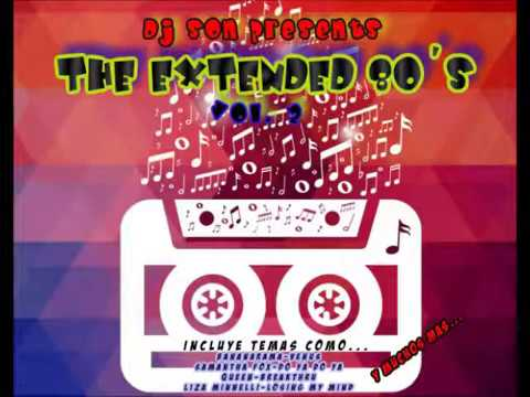 The Extended 80´s vol 2, Dj Son