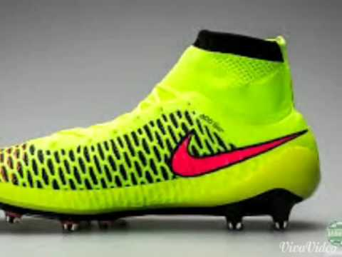 Top 5 soccer cleats 2014/2015 - YouTube