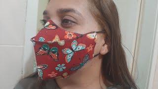 Novo Modelo de Máscara de Proteção em 3D